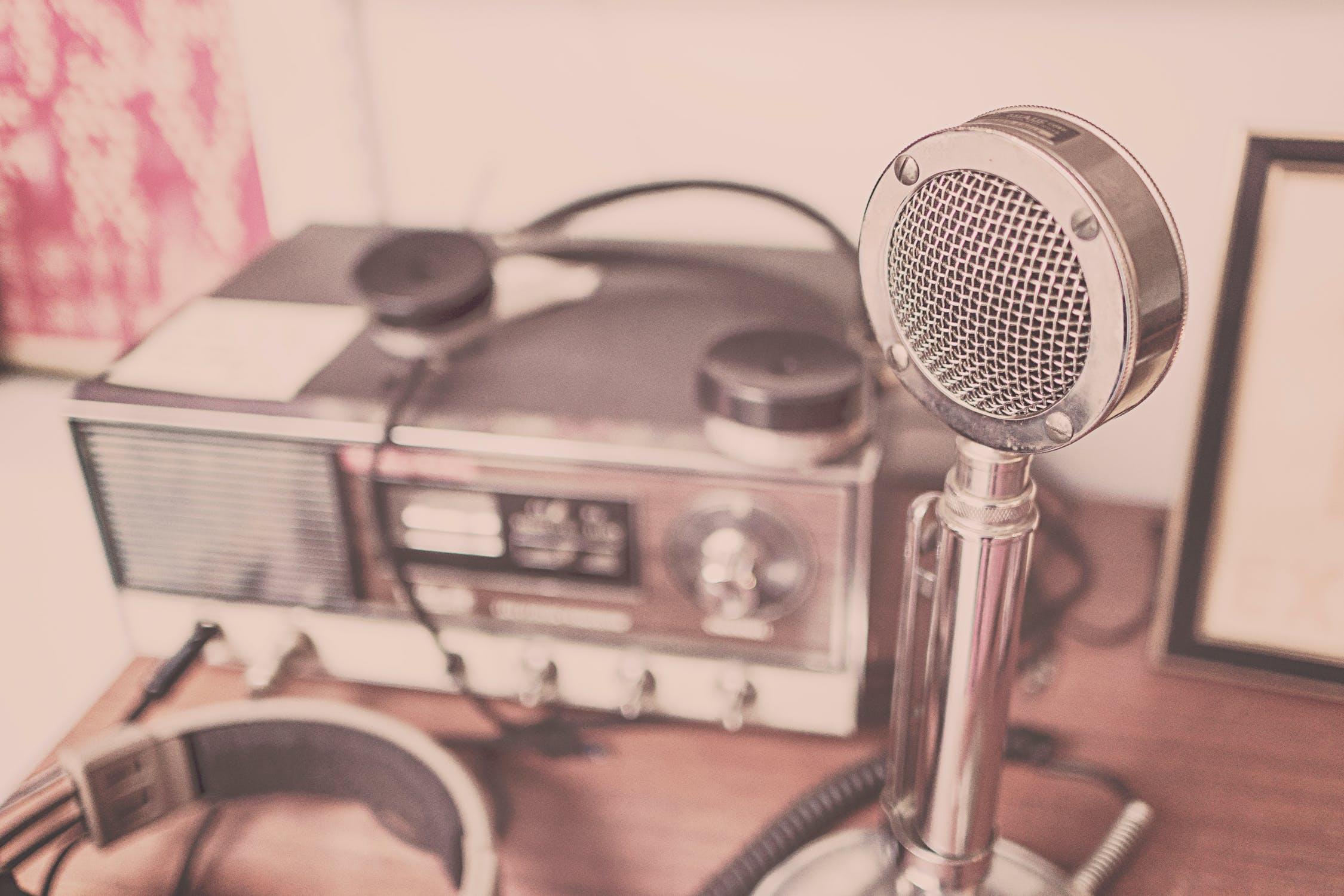 10 Tipe Mikrofon