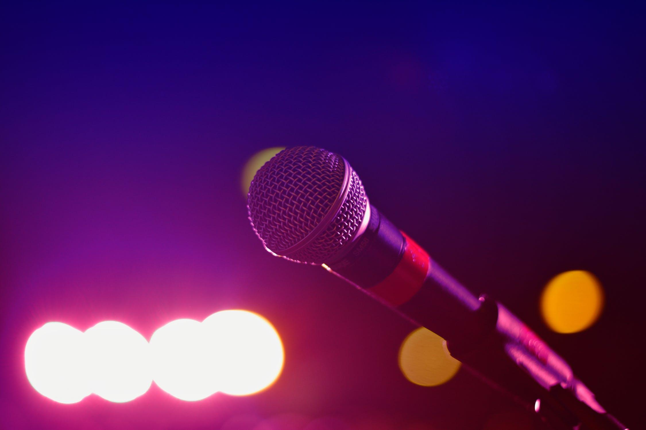 Bedanya Microphone Dynamic dan Condenser